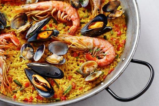 Kleines Gastronomisches Wörterbuch Spanisch