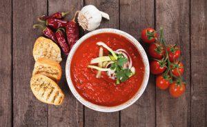 Spanische Suppen