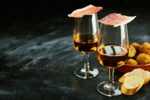 Spanischer Sherry